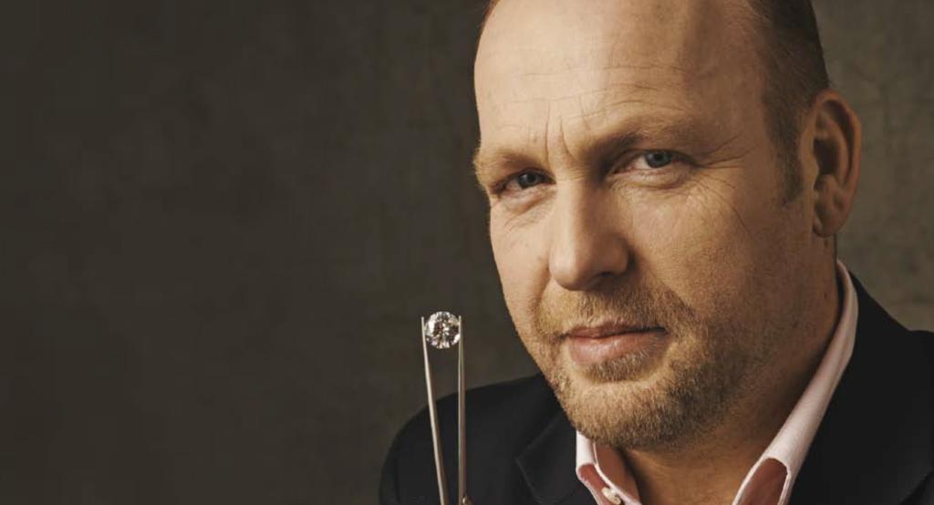 Mart Diamonds Marcin Marcok ekspert rynku diamentów inwestycyjnych