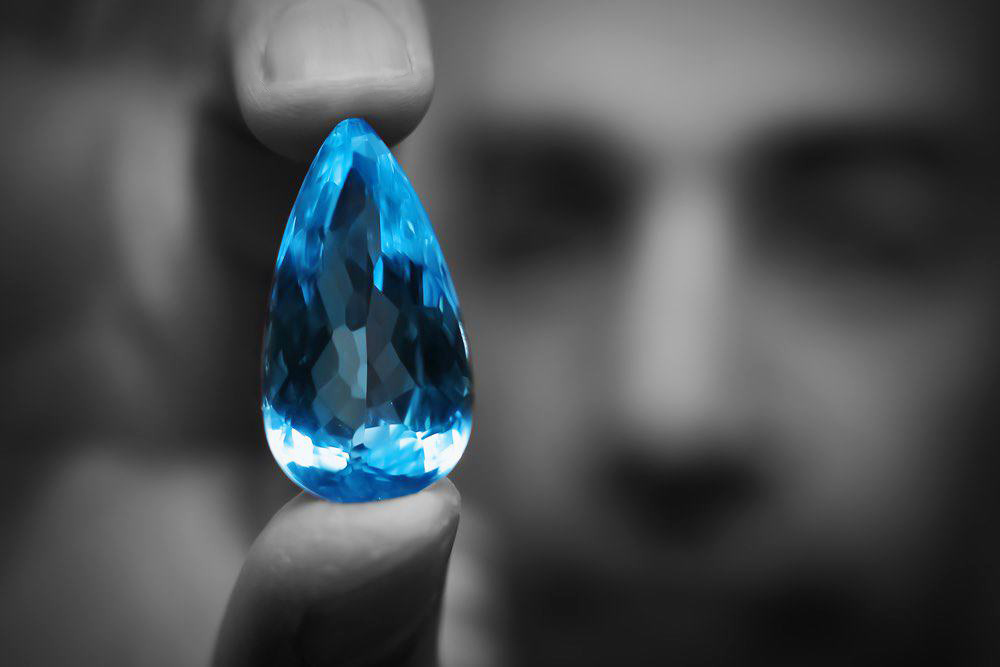 Niebieskie diamenty - Tereshchenko Blue