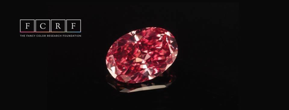 FCRF – międzynarodowa fundacja badawcza zajmującą się oceną diamentów kolorowych.