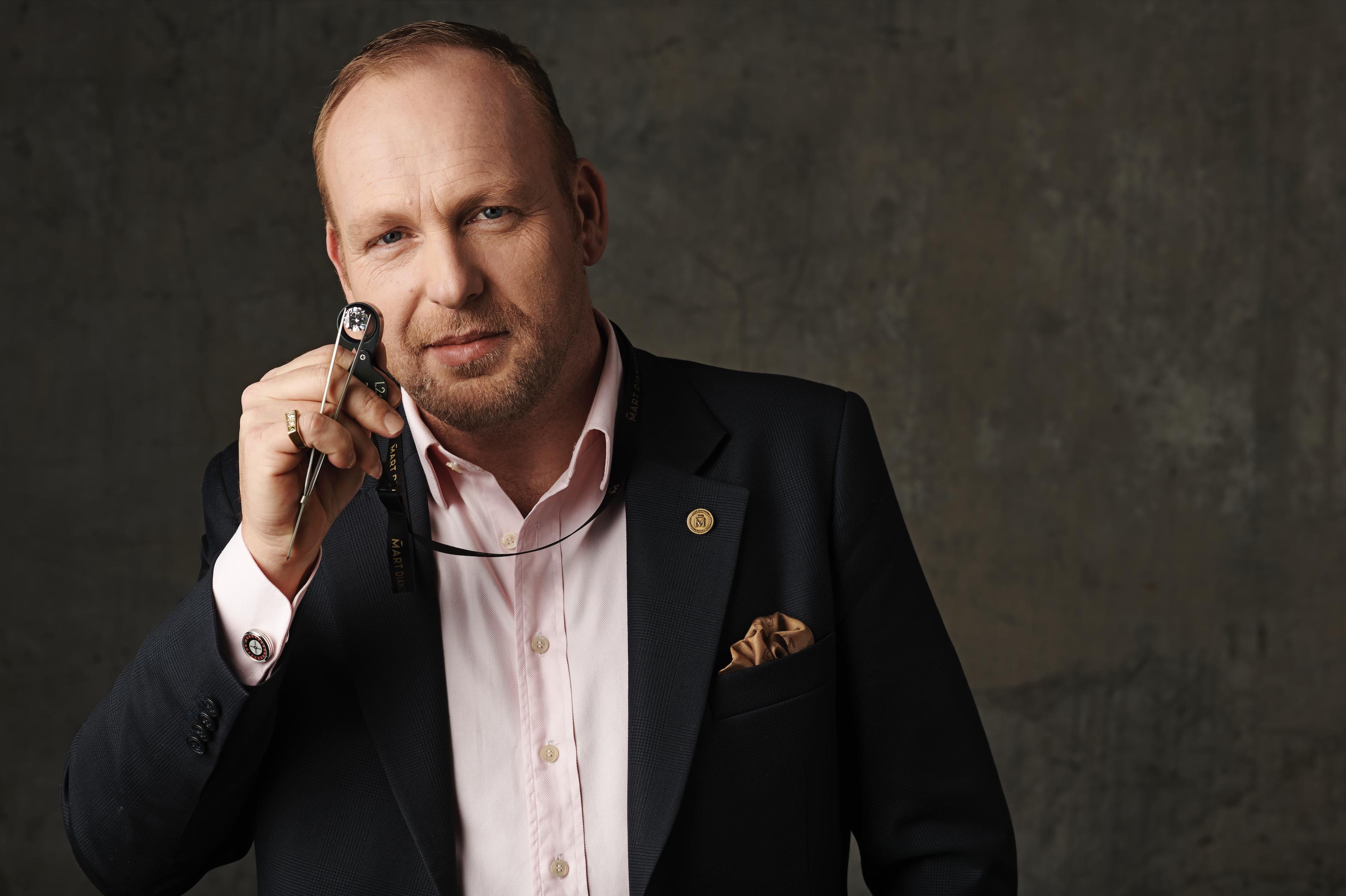 CEO MART DIAMONDS Marcin Marcok