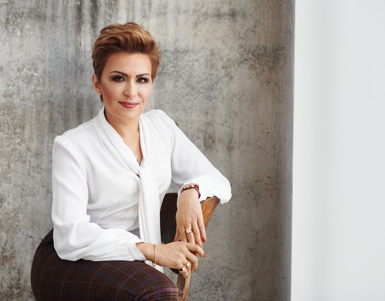 Katarzyna Marcok projektantka diamentowej biżuterii MART DIAMONDS